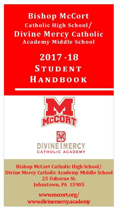 2017-18 Student Handbook Thumbnail Image