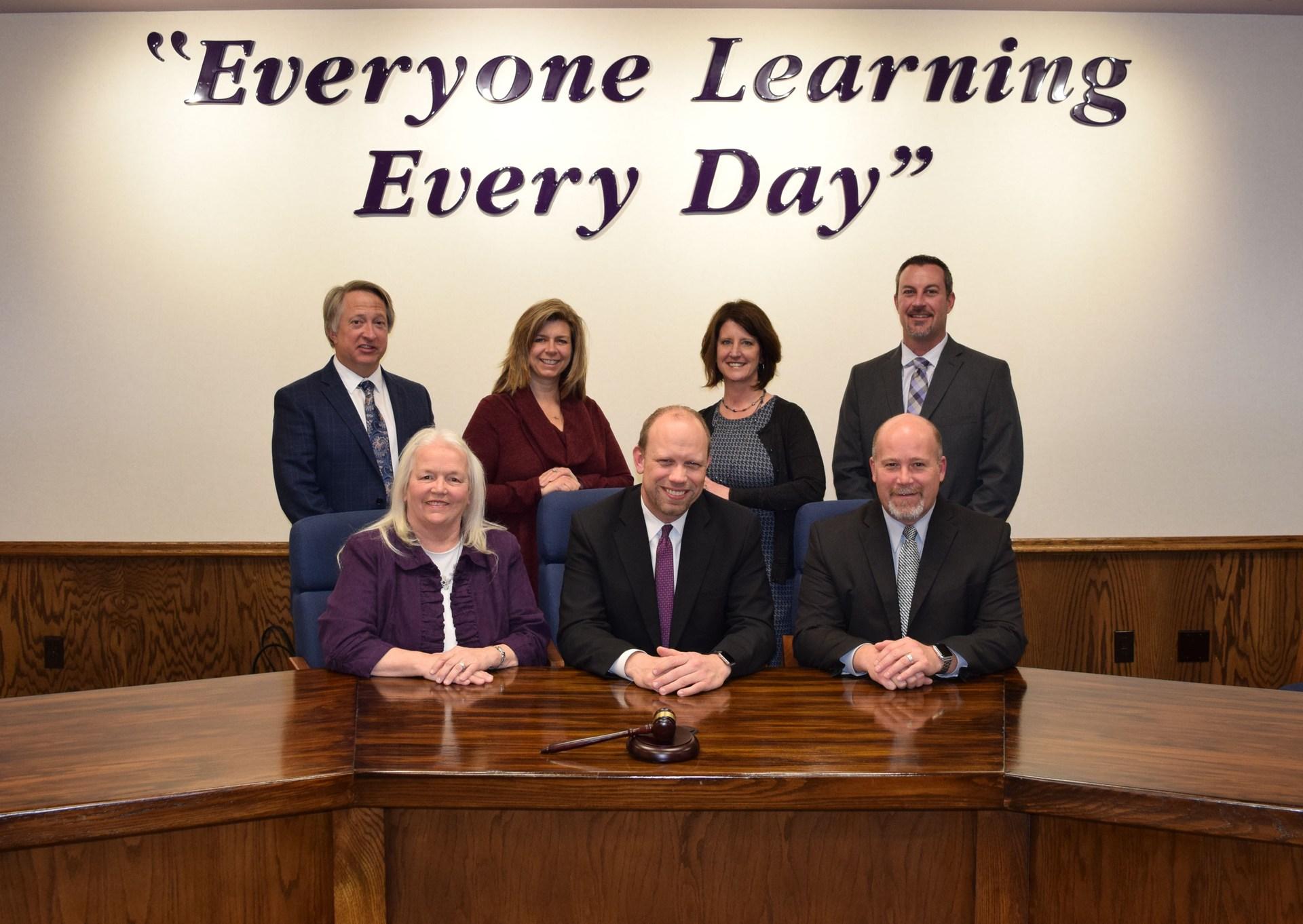2017 - 2018 School Board