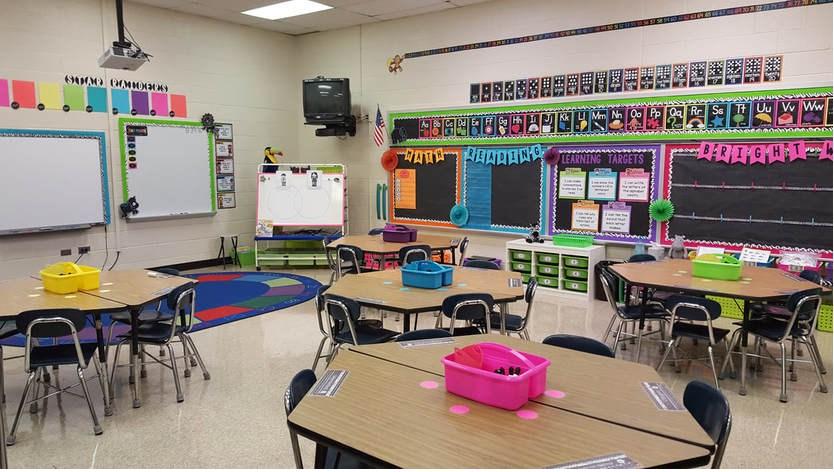 Mrs. Rich's Classroom