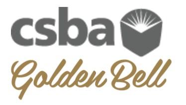CSBA Golden Bell
