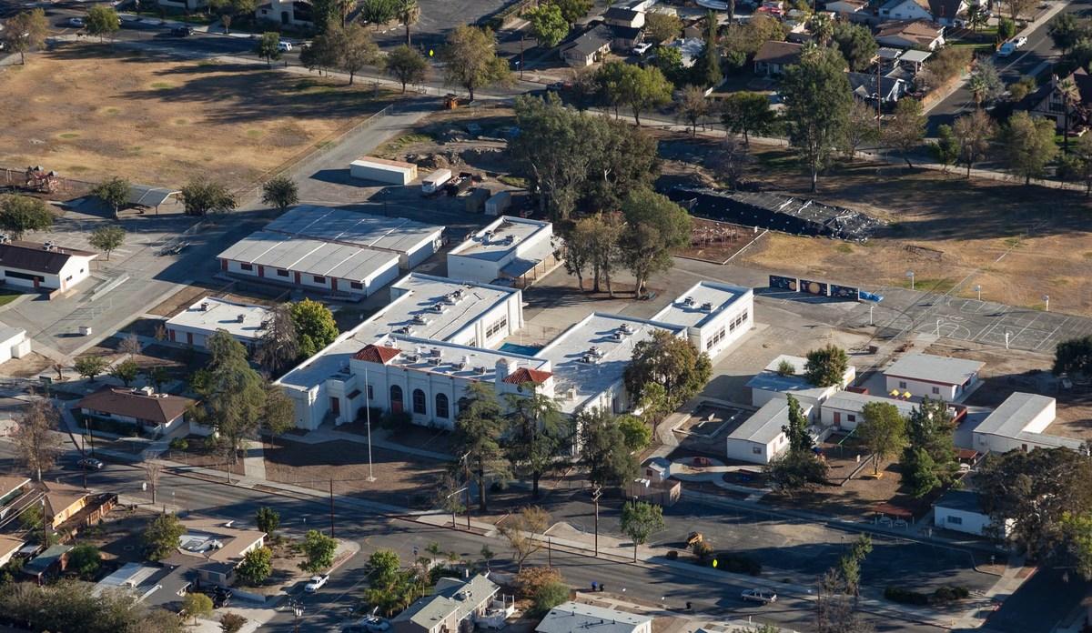 Aerial Photo, November 4, 2014