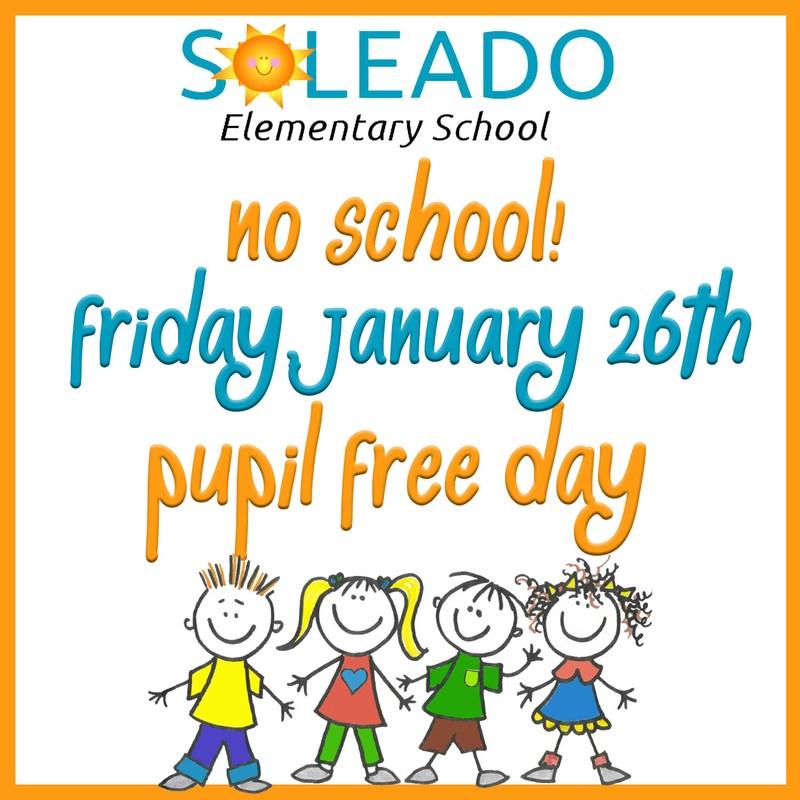 No School - Pupil Free Day Thumbnail Image