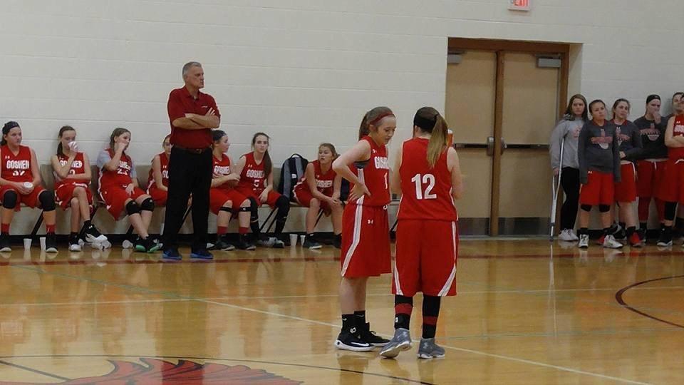 7th grade girls team