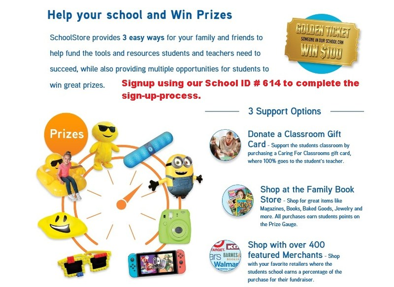 School Store Program - Click to Enter Store Featured Photo