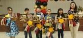 Citrus Parade float winners.