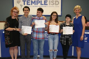 UIL Theatrical Design Winners