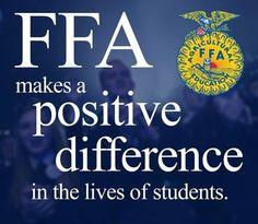 Take an FFA class.!