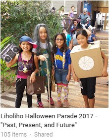 Halloween Parade Pictures