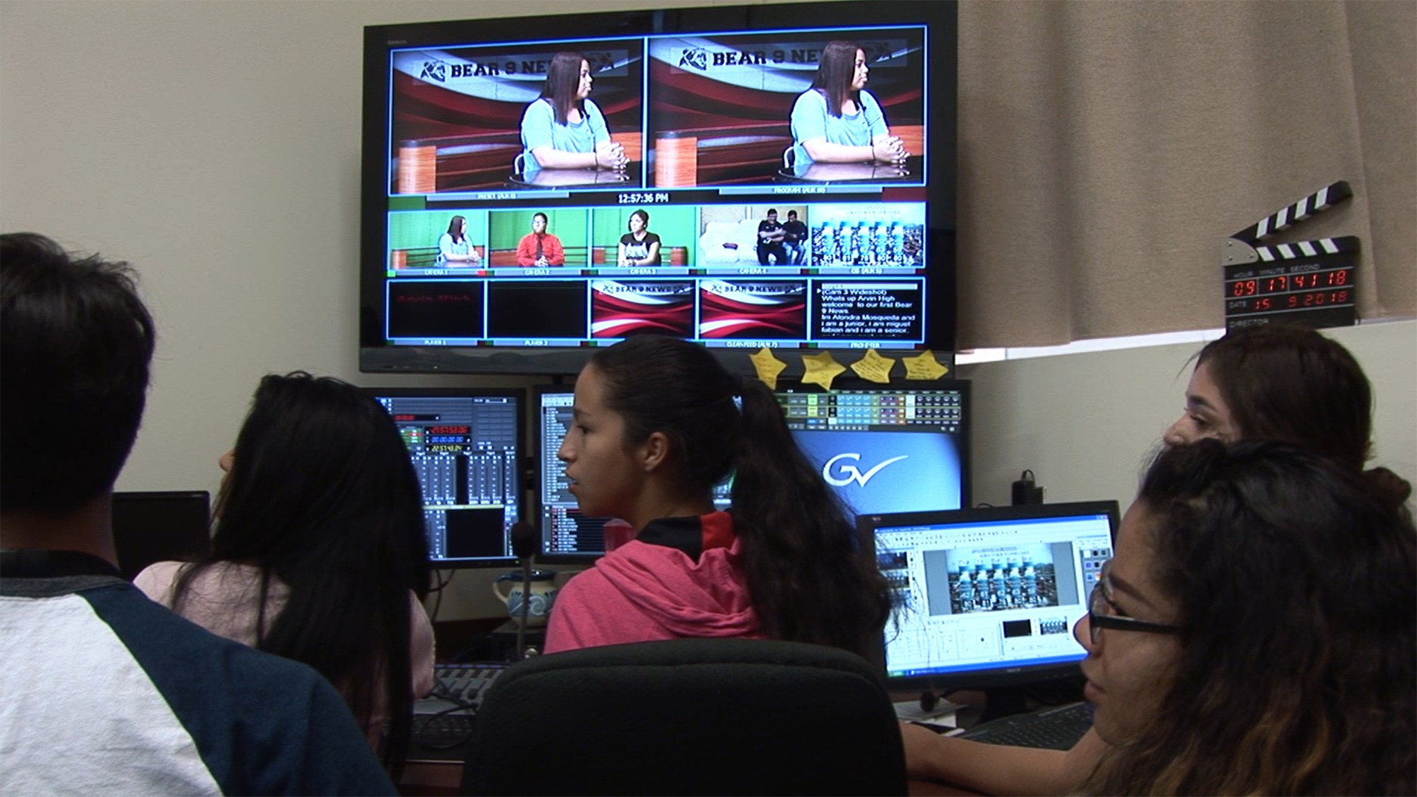 Arvin High Video Production