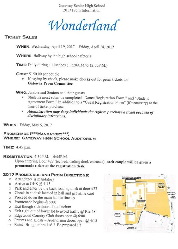 Prom 2017 Information Packet Thumbnail Image