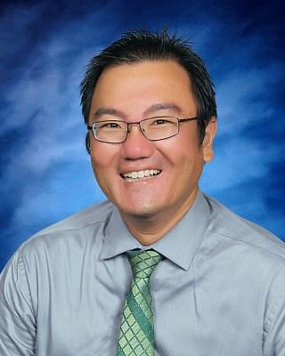 Principal Scott Tamura