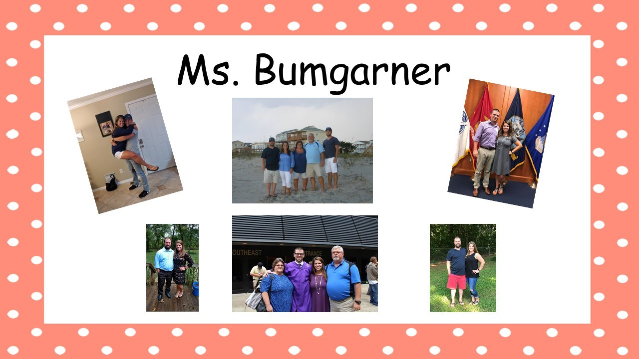 Pictures of Ms. Bum and family