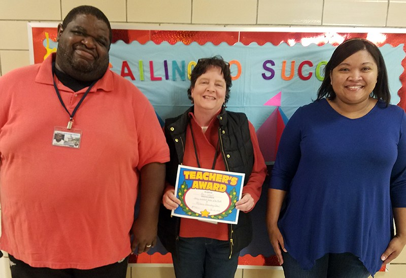 McLaurin Recognizes January Superstars Thumbnail Image