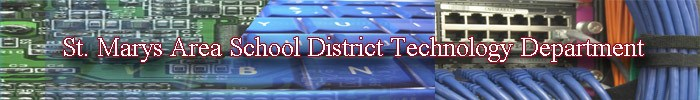 Image of School District Tech department logo