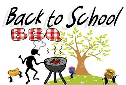 Welcome Back to School BBQ - Saturday, Aug. 26th at  3:00pm! Thumbnail Image