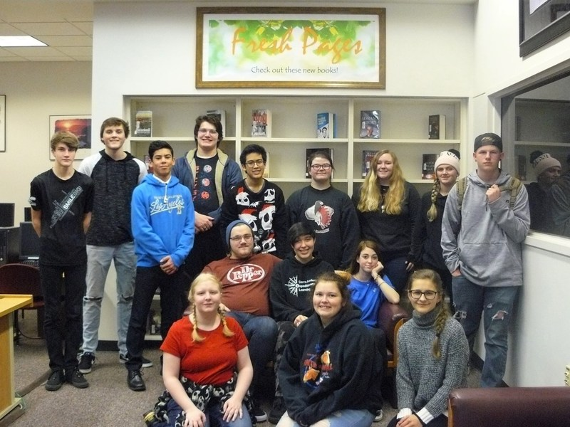 CHS DECEMBER STUDENTS OF THE MONTH Thumbnail Image