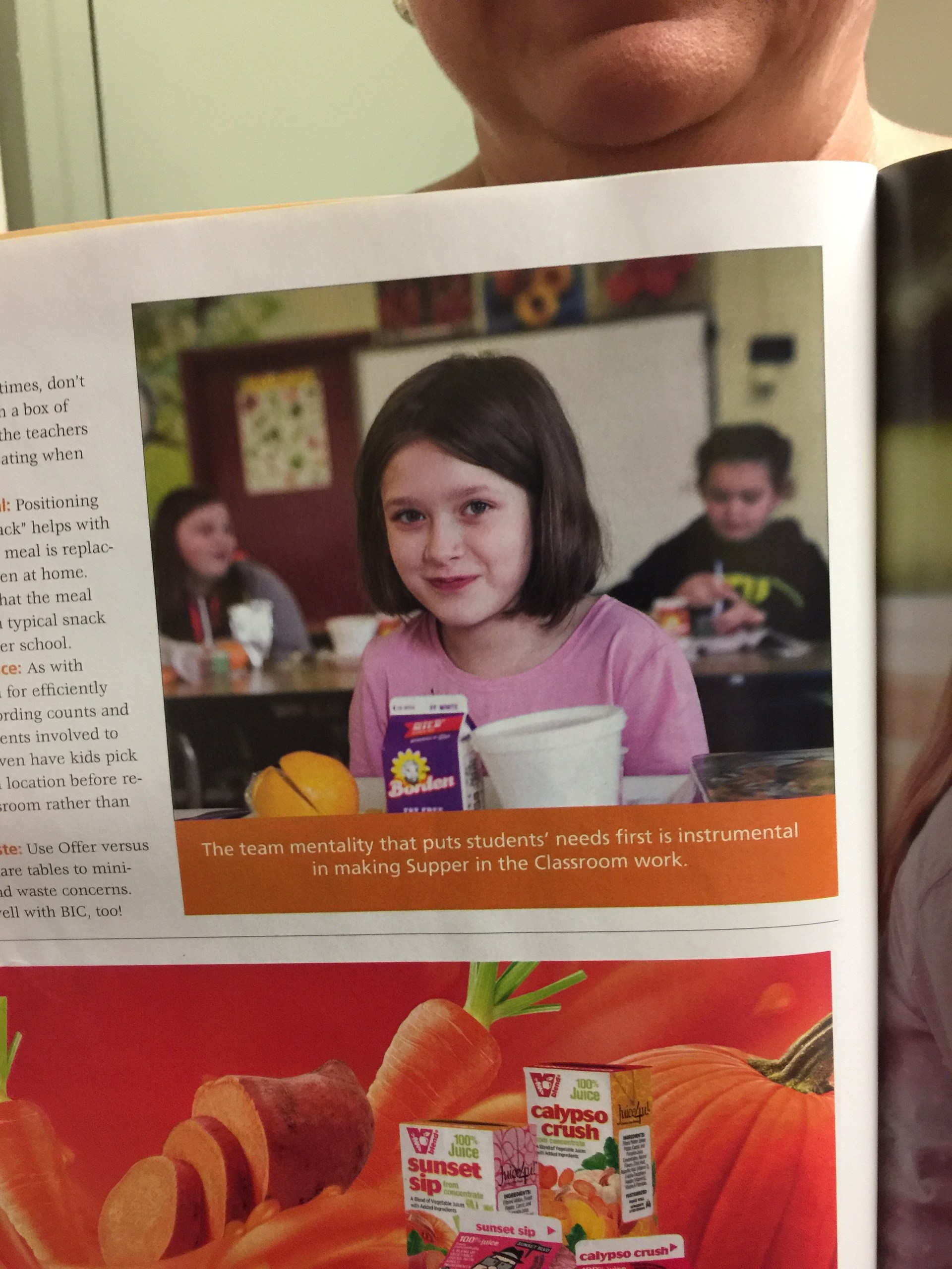 No Kid Hungry article