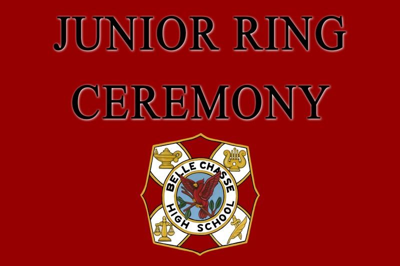 Junior Ring Ceremony Information Thumbnail Image
