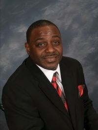 Amos James, Jr., Board President