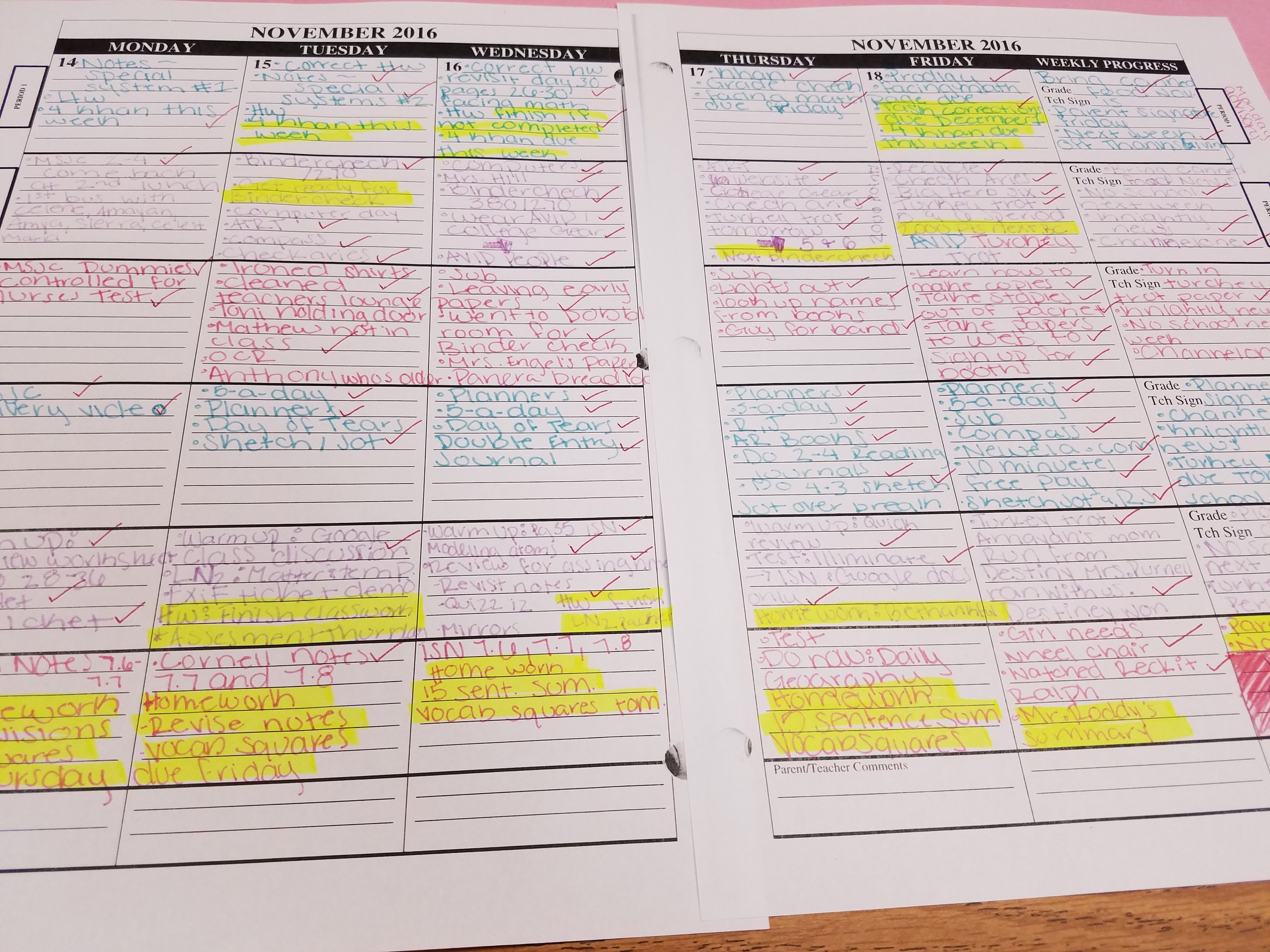 Essential 63 Focused Notes And Revisions 2016 2017 Avid