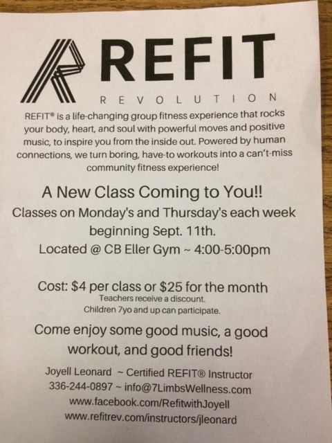 REFIT Revolution Fitness Thumbnail Image