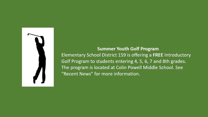 Summer Golf Program Featured Photo