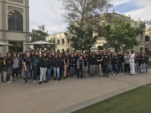 AVID Students Attend USD and UCSD.
