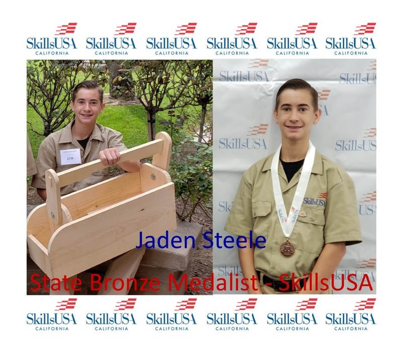 Bronze at State - Skills USA Featured Photo