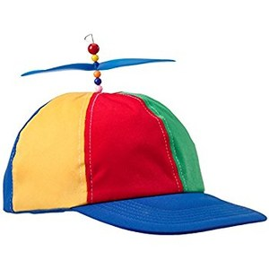 helicopter hat
