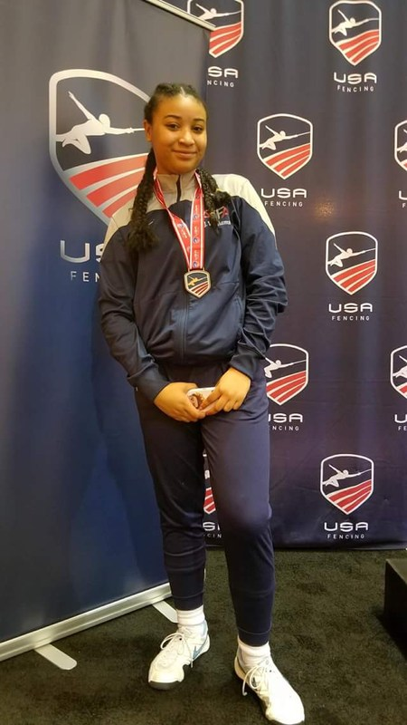 UC's Jadeyn Williams earns 6th place medal and