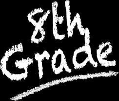 8th grade Chalkboard