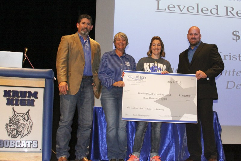 KEF awards over $81,000 in grants to teachers, campuses Thumbnail Image