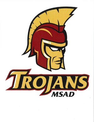 image of MSAD trojan mascot