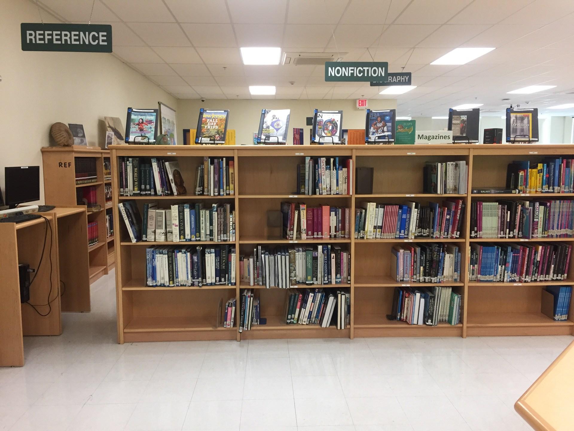 PCSST HS Library