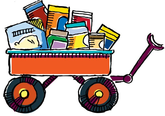 LNSD Canned Food Drive Featured Photo
