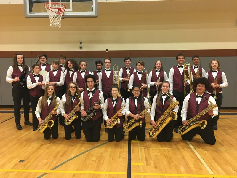 Congratulations High School Jazz Band Thumbnail Image