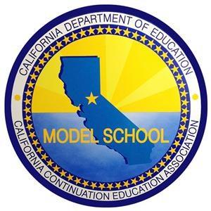 Model School Logo