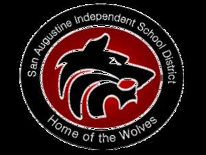 School Wolf Logo