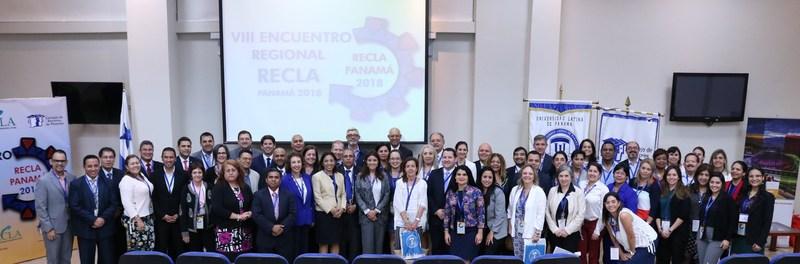 Exitoso VIII Encuentro Regional RECLA Panamá 2018 Featured Photo