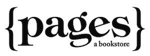 pages bookstore logo