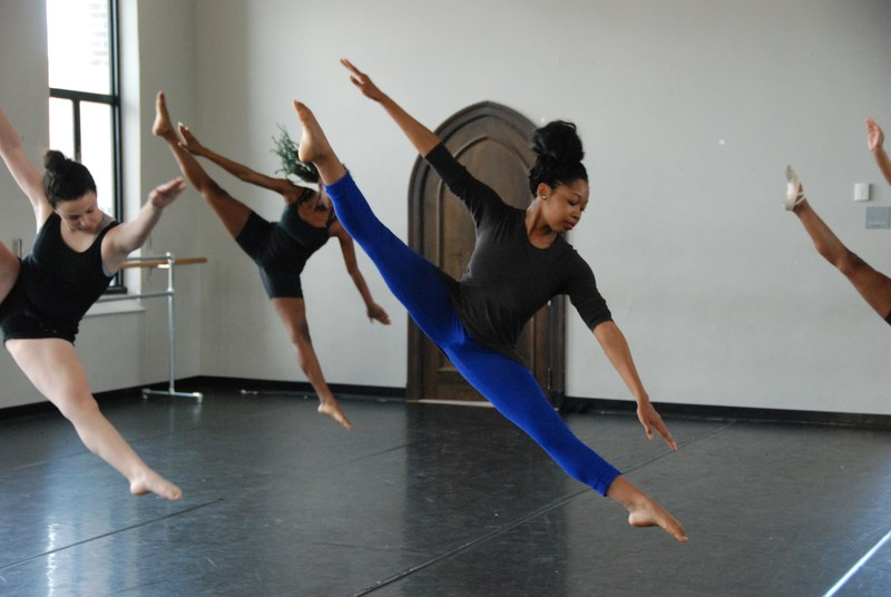 Dancers, Grand Center Arts Academy 2017