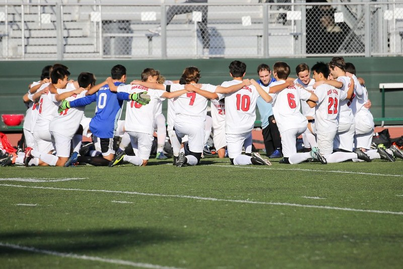 Well done boys soccer on their season! Thumbnail Image
