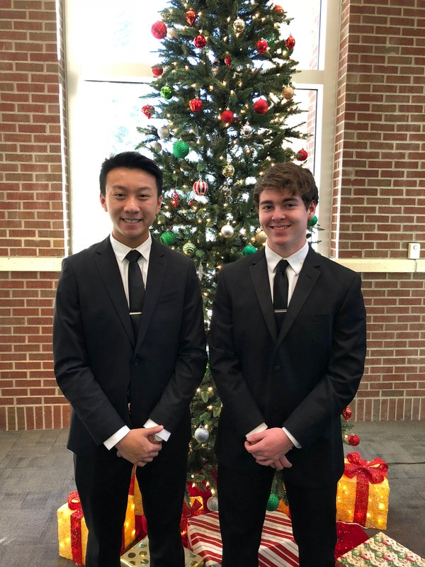 Two Academy Students Accepted To The Colorado State University Honor Band Thumbnail Image