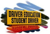 Driver's ed clipart
