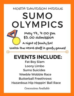 Sumo Olympics