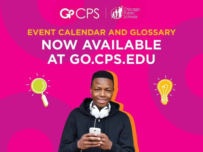 GoCPS Event Calendar and Glossary Offer New Insights on High School Application Process Featured Photo