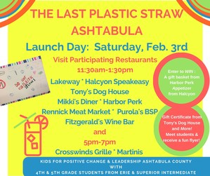 The last plastic straw