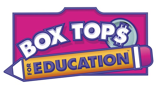 Collect and turn in your Box Tops!
