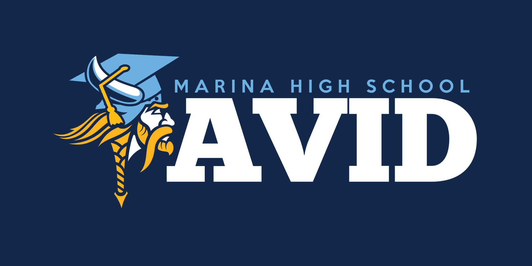 Marina's AVID Logo