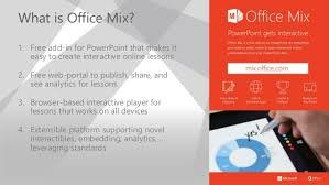 Office Mix 4